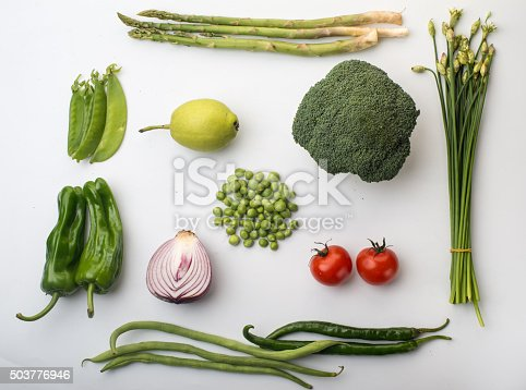 507328769 istock photo Vegetables on a white background 503776946