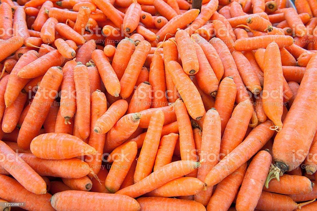 Alimentos vegetales zanahoria foto de stock libre de derechos