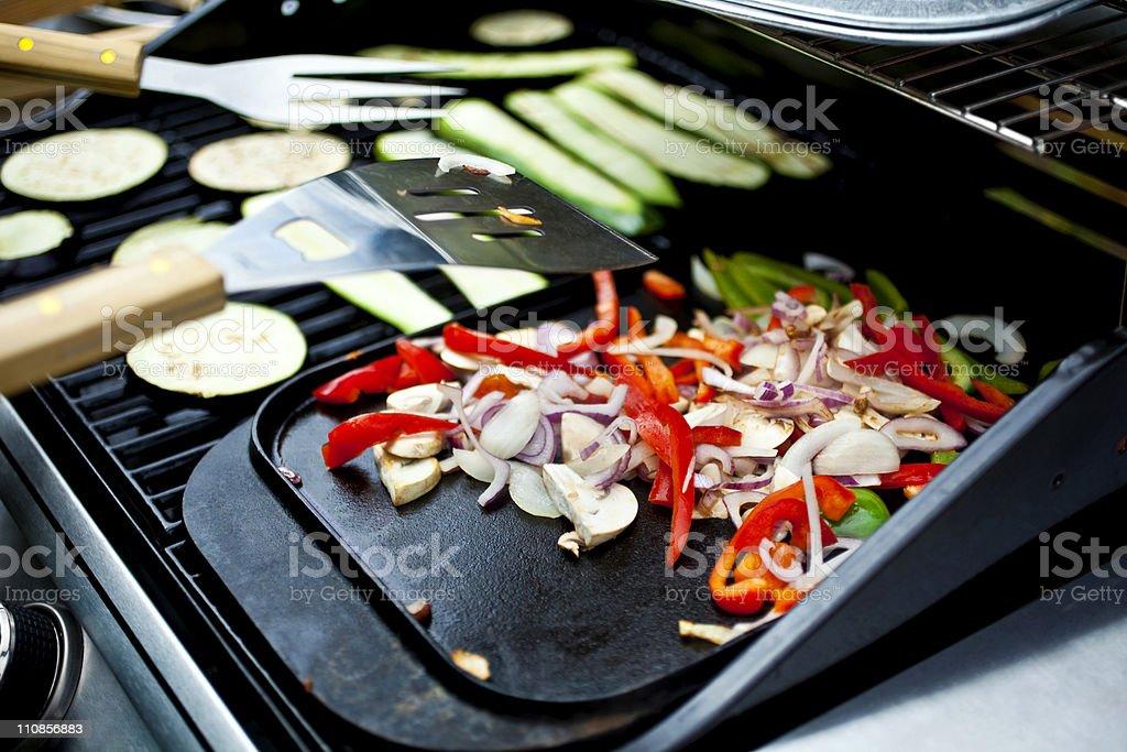 BBQ Vegetables foto