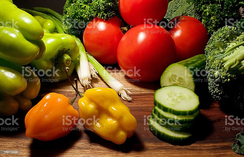 Vegetables Fresh vegetables Agriculture Stock Photo