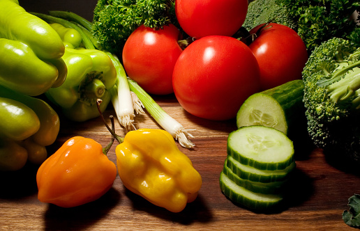 Vegetables Stock Photo - Download Image Now