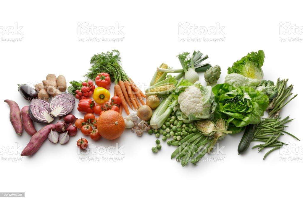 Gemüse:  Große Auswahl – Foto