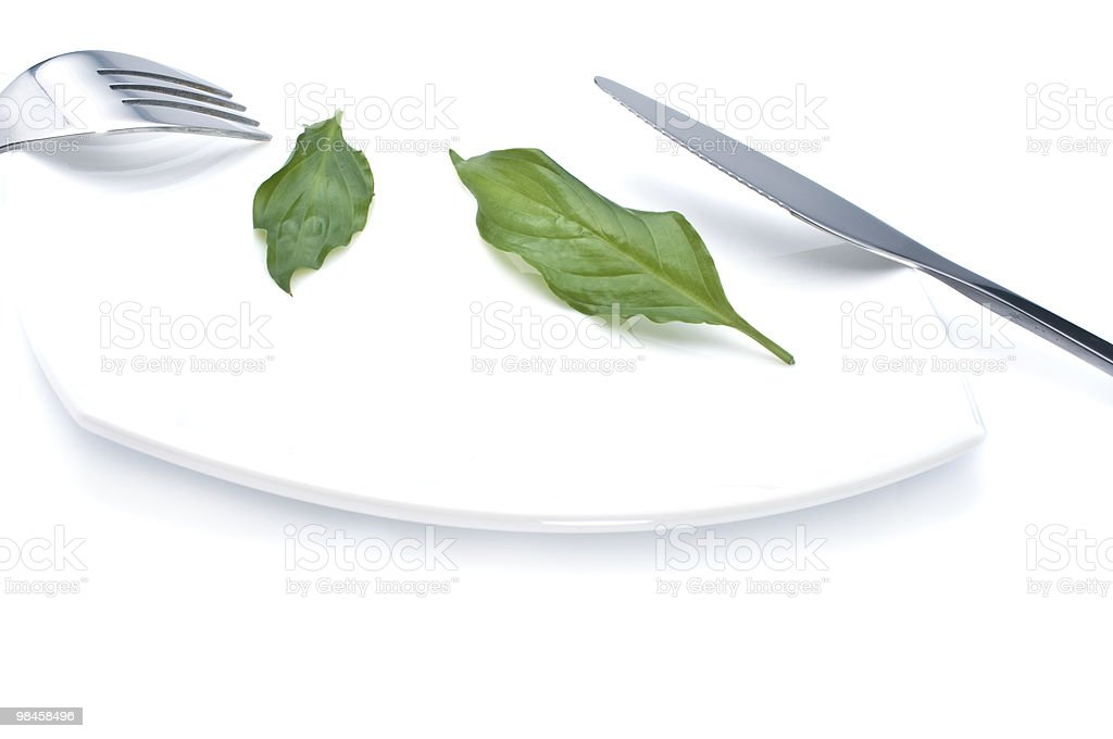 Vegetarian breakfast royalty-free stock photo