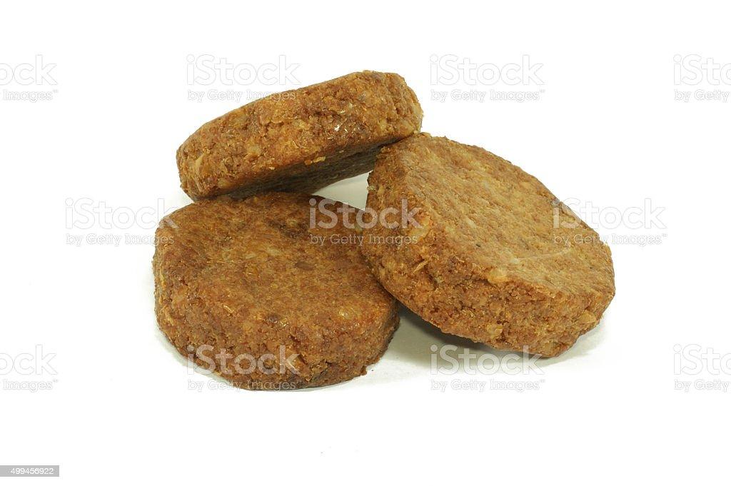 Vegetarian burgers, no meat stock photo