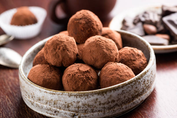 43,213 Chocolate Truffle Stock Photos, Pictures & Royalty-Free Images -  iStock