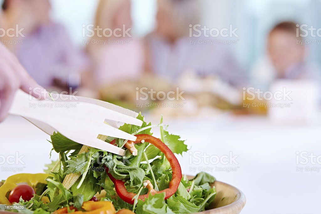 Vegetarian delicacy royalty-free stock photo