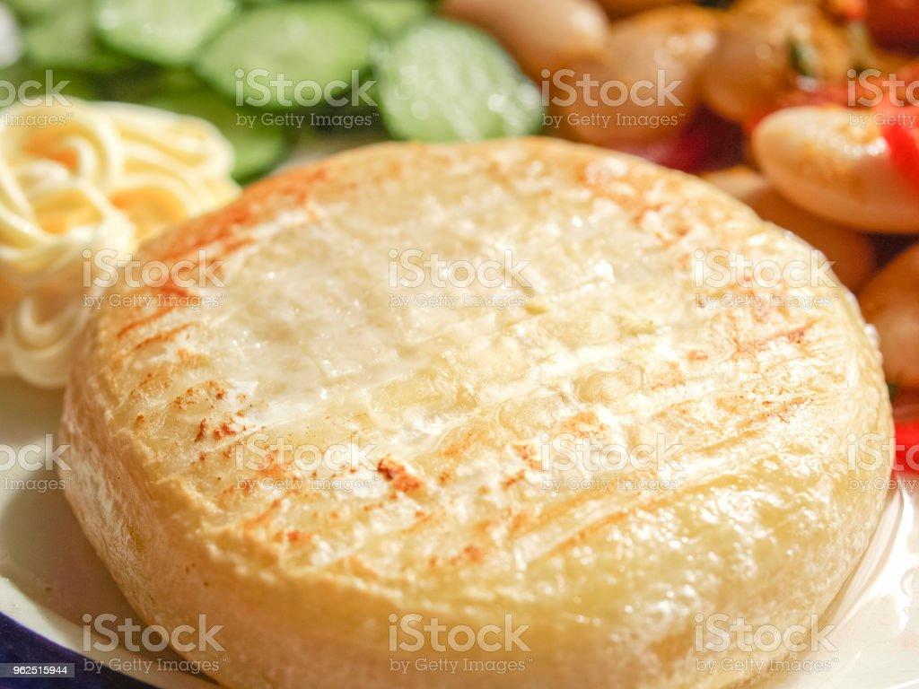 Prato de comida vegetariana - Foto de stock de Alimentação Saudável royalty-free
