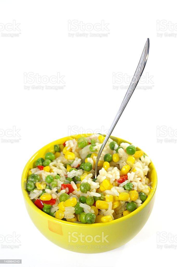 Vegetarian food royalty-free stock photo