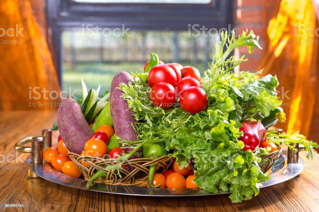 Vegetarian food - Royalty-free Asparagus Stock Photo