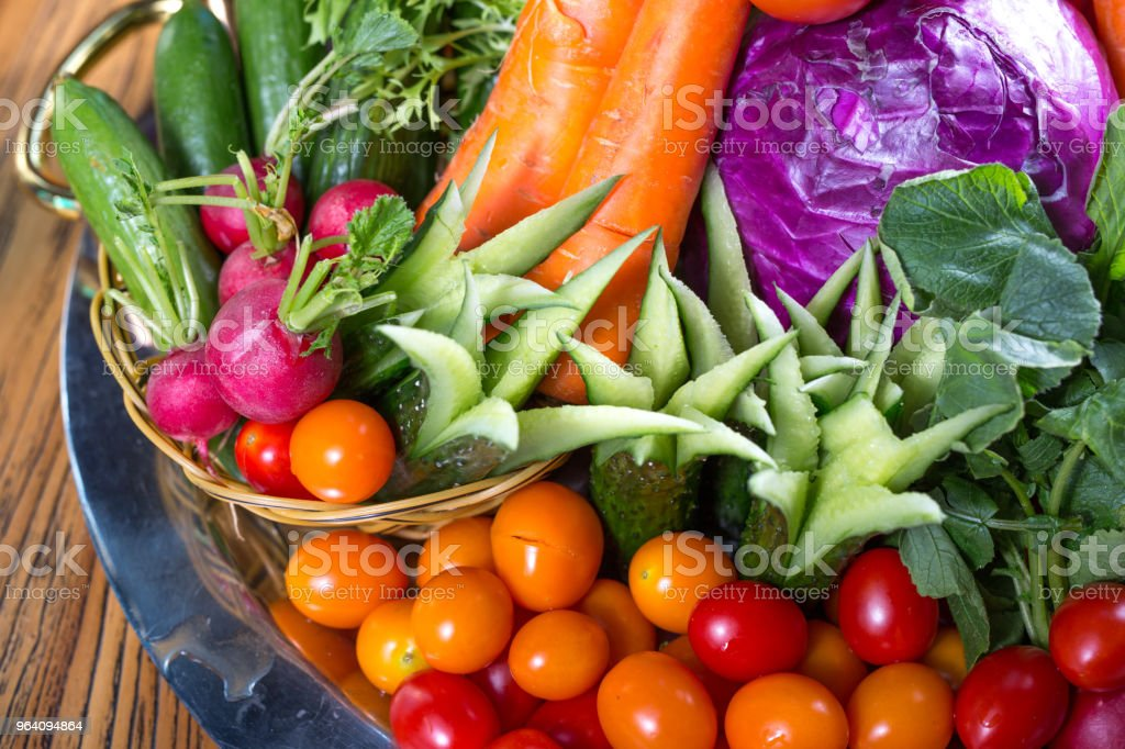 Vegetarian food - Royalty-free Asparagus Stock Photo