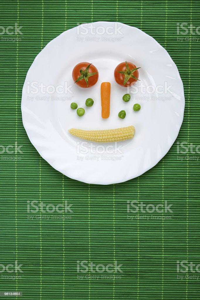 채식요리 음식 royalty-free 스톡 사진