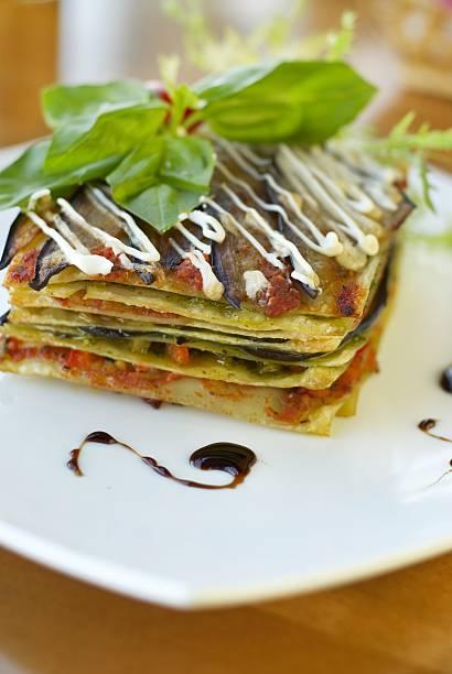 Vegetarian lasagna with vegetables tomato and pesto sauces picture id166667445?b=1&k=6&m=166667445&s=612x612&w=0&h=i0hfivyhbhntahlaz tds gdzvgkvbgde  lbv5ww1s=