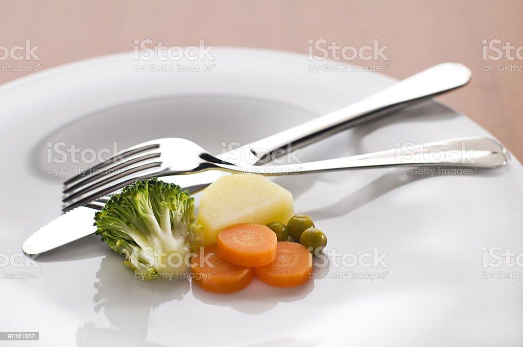 Vegetarian royalty-free stock photo