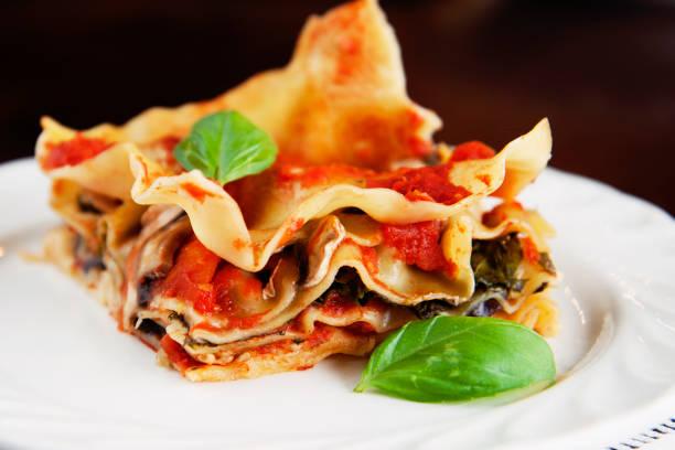 Vegetarian vegetable wholegrain lasagna with mushrooms zucchini and picture id1127973147?b=1&k=6&m=1127973147&s=612x612&w=0&h=cdfzrmlkwcqi6jirmu0gabun cuah7we2csv63fg68e=