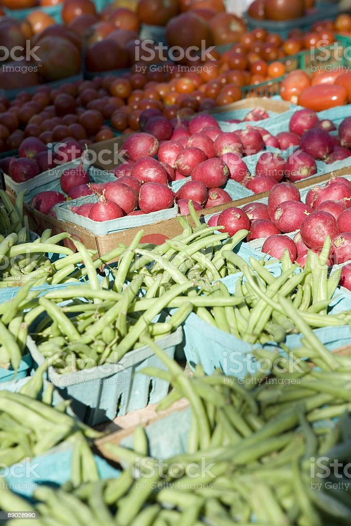 Veggies royalty-free stock photo