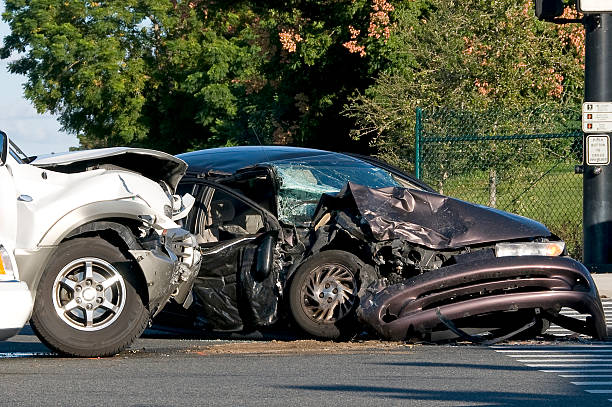 vehicle accident - car accident stock photos and pictures