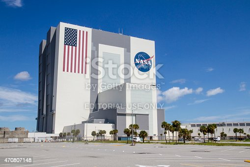 istock Vehicle Assembly Building 470807148