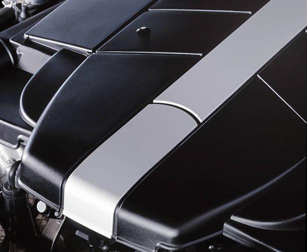 vehicle engine stock photo