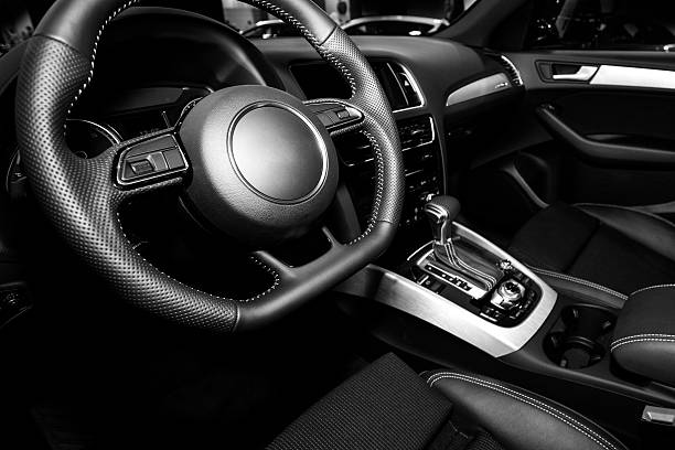 vehicle interior - car interior stock photos and pictures