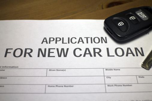 512011833 istock photo Vehicle loan 512011819