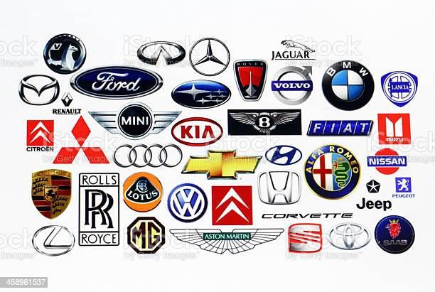 Vehicle manufacturer logos picture id458961537?b=1&k=6&m=458961537&s=612x612&h=xbs992i3dzqfokfd62mknrkhc3ytivc0xdob7vx8gc8=