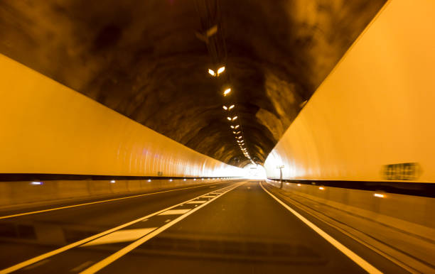 Vehicle Road Tunnel – Foto