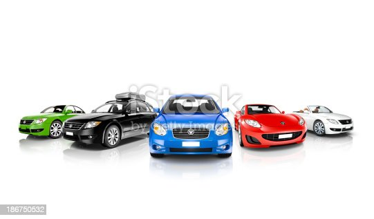 istock Vehicles Collection 186750532