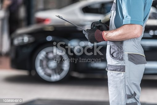 istock Vehicles Maintenance Work 1038954910