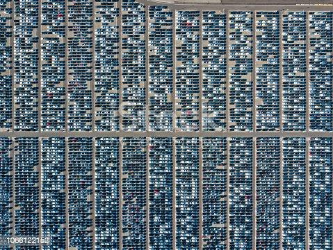 652712094 istock photo Vehicles parking 1066122152
