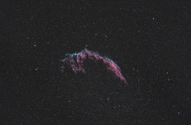 Veil-Nebula in the Constellation of Cygnus – Foto