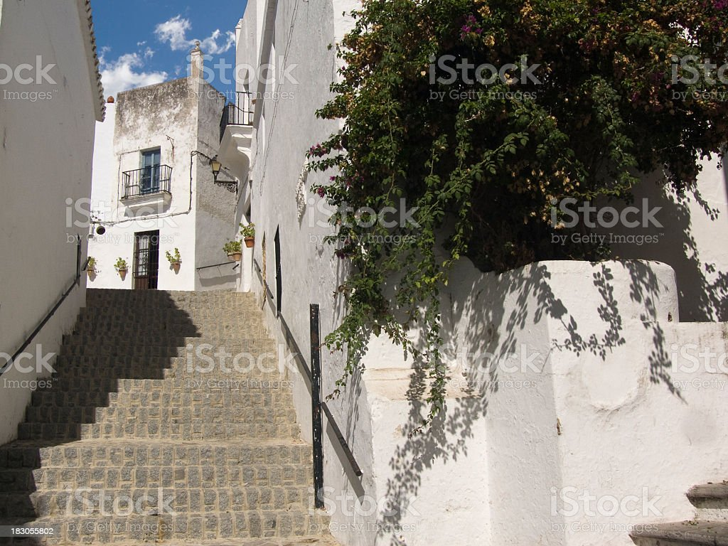 Vejer royalty-free stock photo