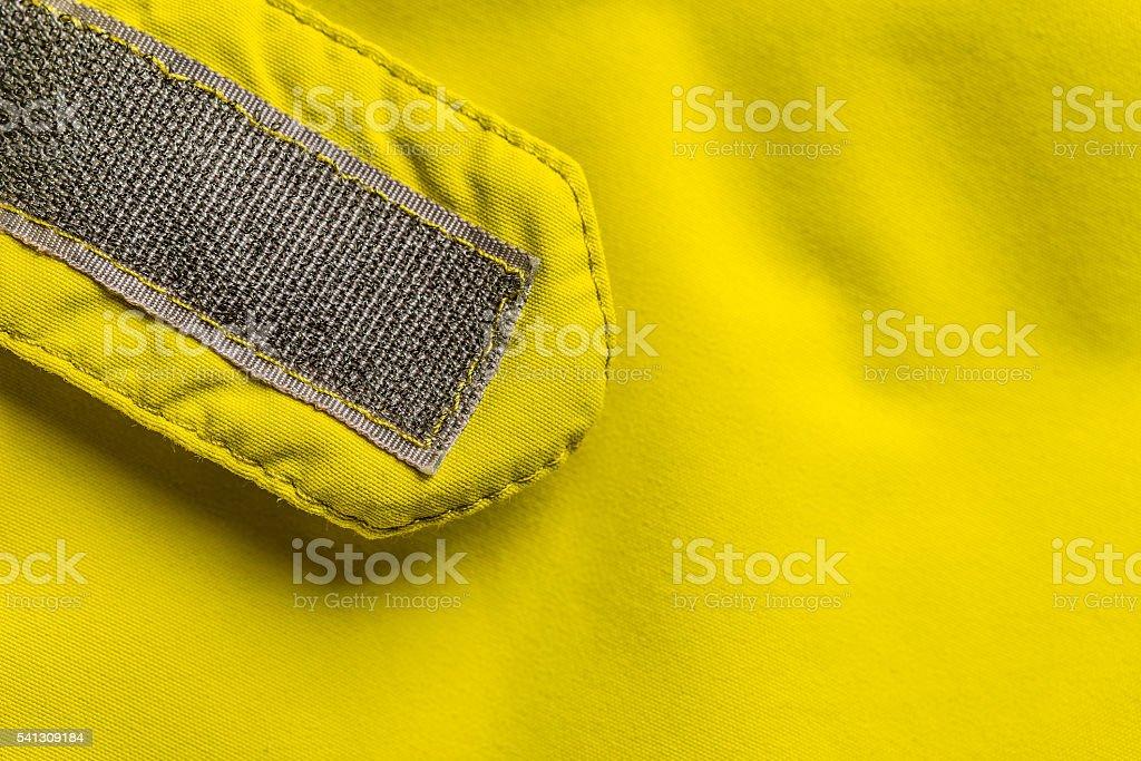 Velcro fastener stock photo