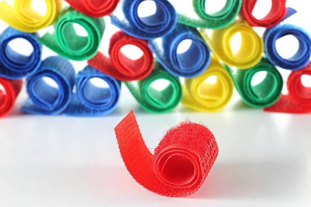 Velcro tapes stock photo