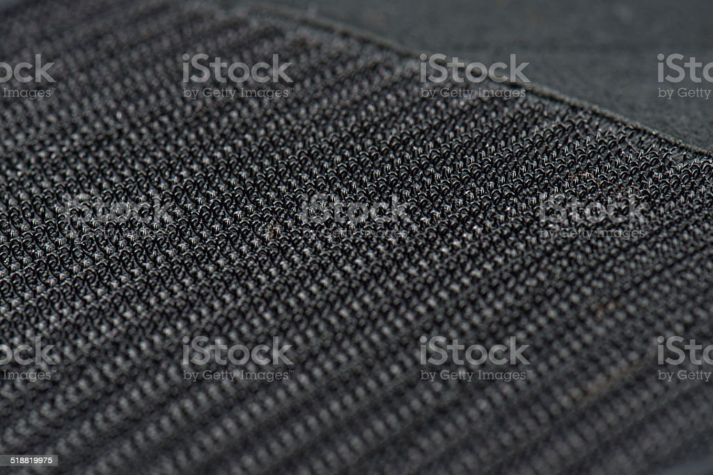 velcro tape,texture for background stock photo