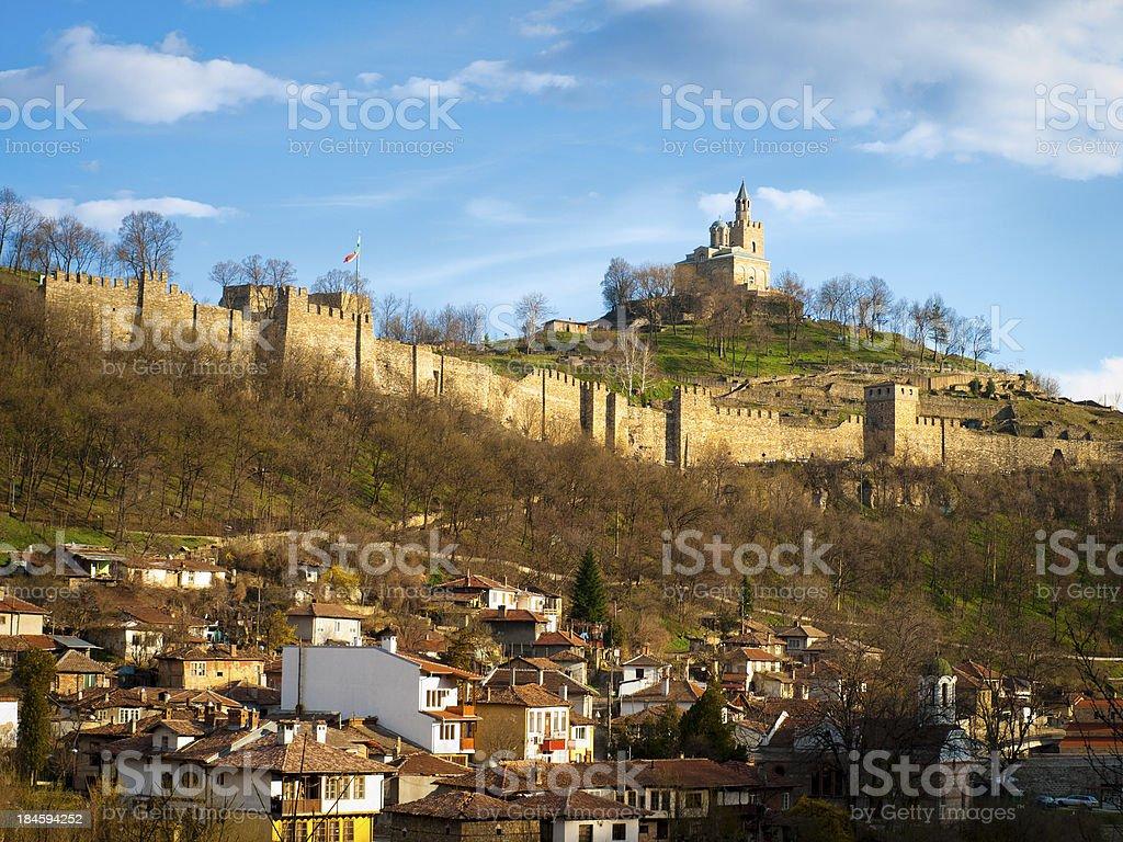 Veliko Tarnovo royalty-free stock photo