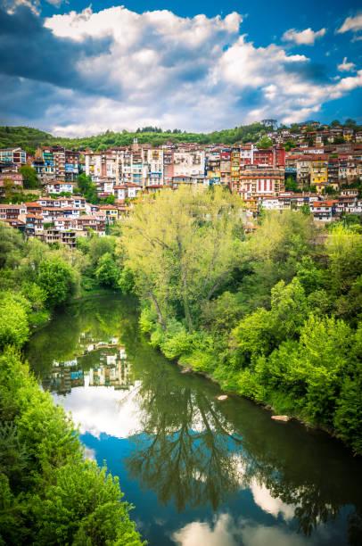Stadt Veliko Tarnovo, Bulgarien – Foto