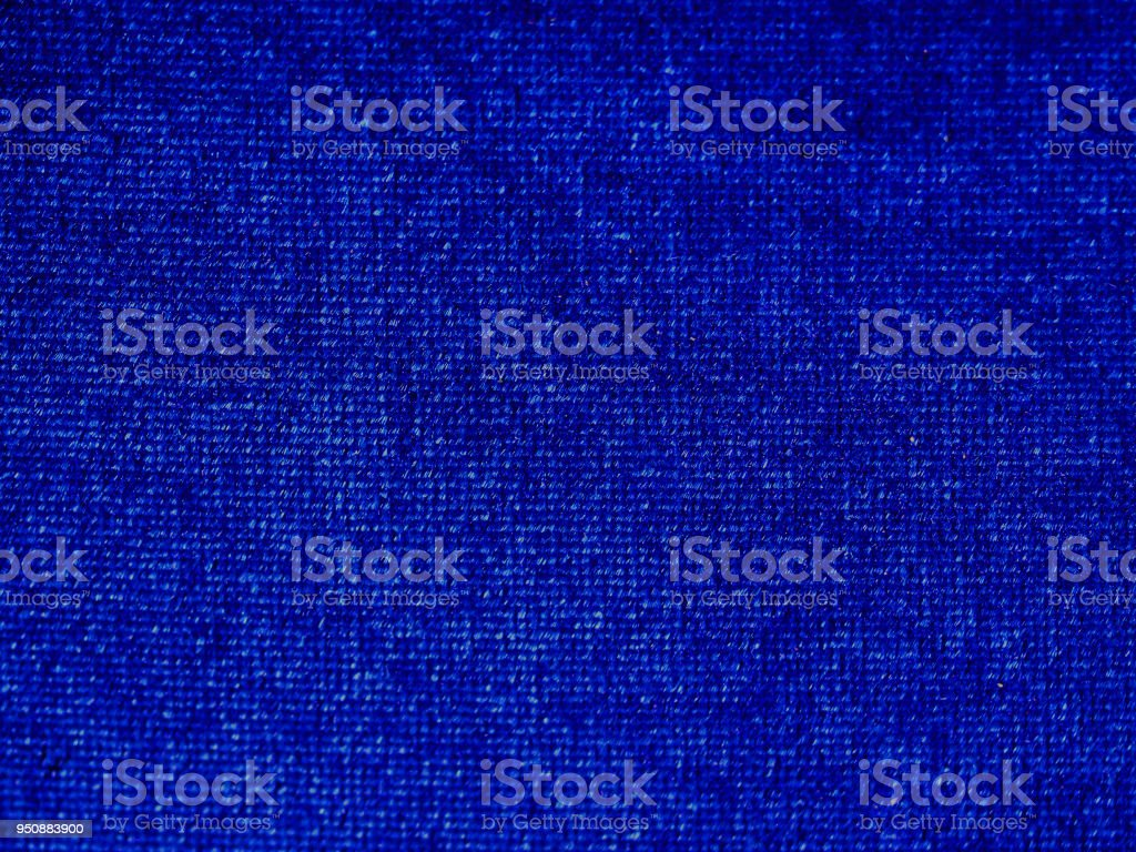 Velvet Texture Royal Blue Fabric Background Stock Photo - Download Image Now