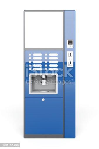 istock Vending machine 135155494