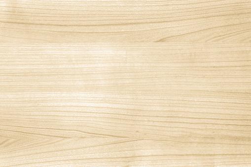 Veneer wood texture background in cream beige brown