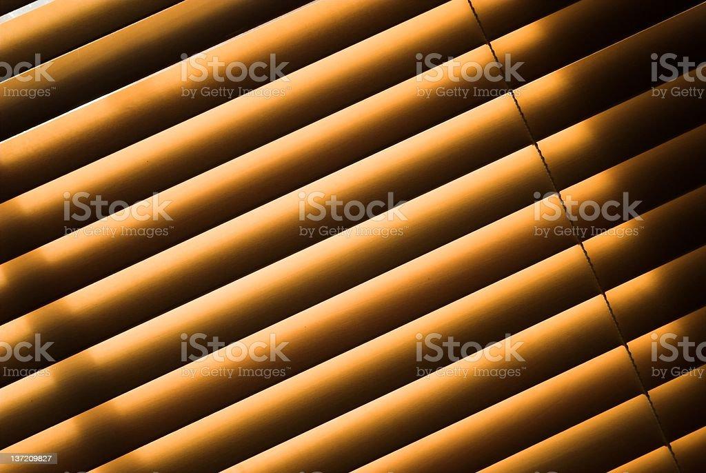 Venetian blind stock photo