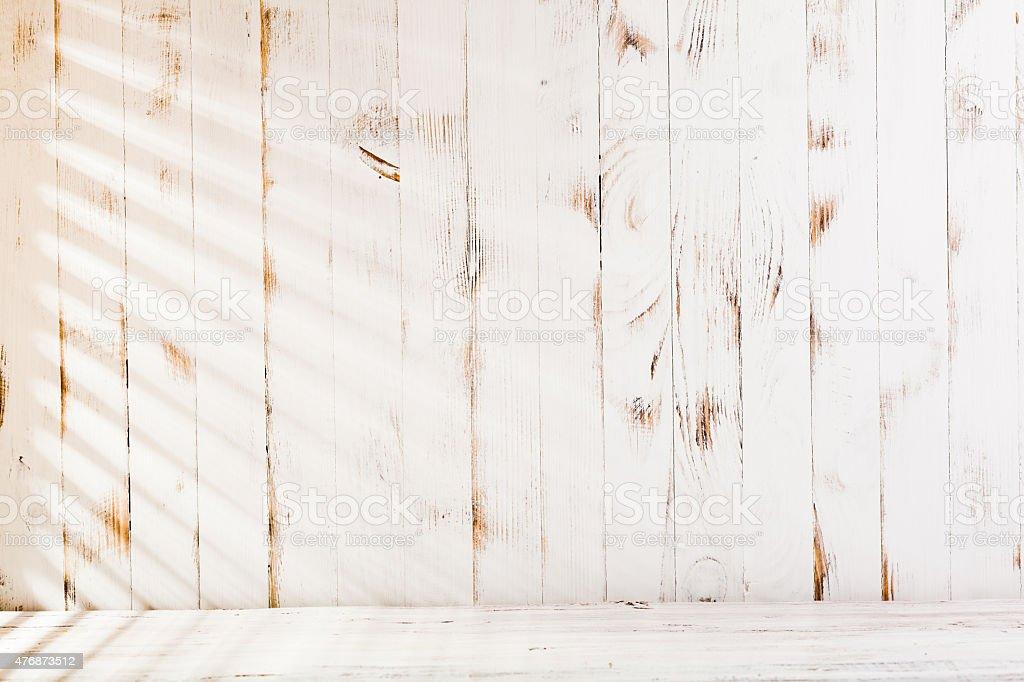 Venetian blinds sunlight stock photo