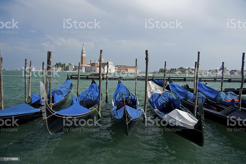 Venetian classics royalty-free stock photo