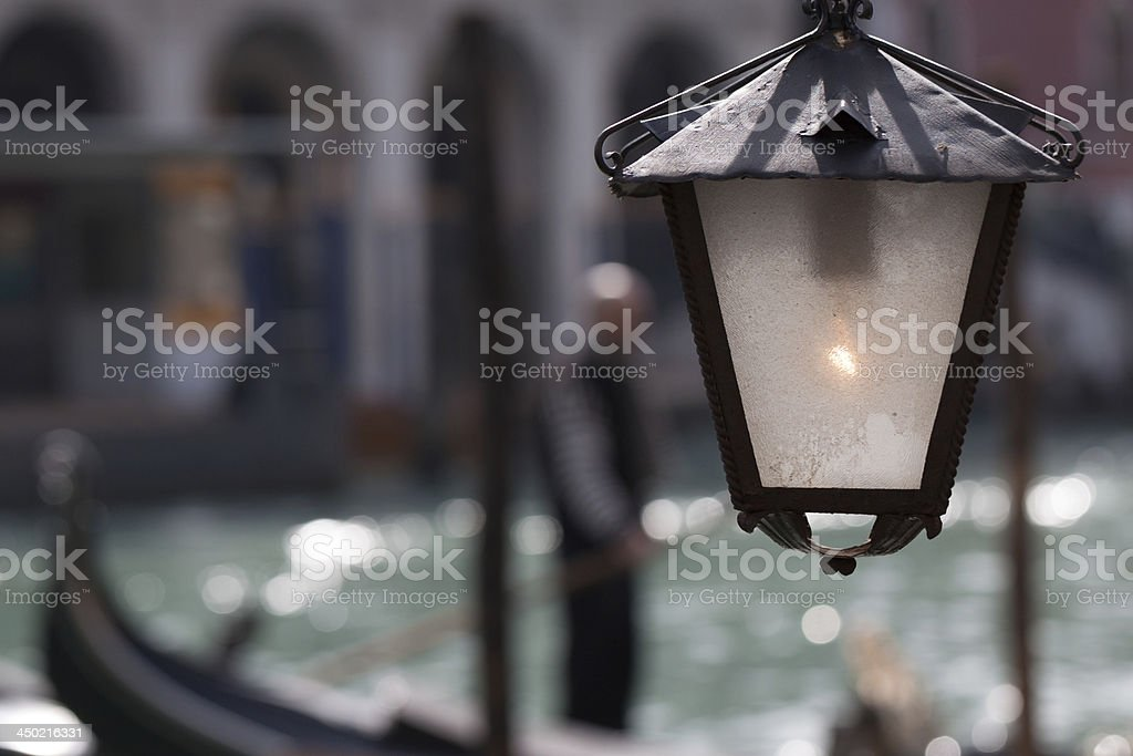 Gondole Veneziane, Venice - Italy royalty-free stock photo