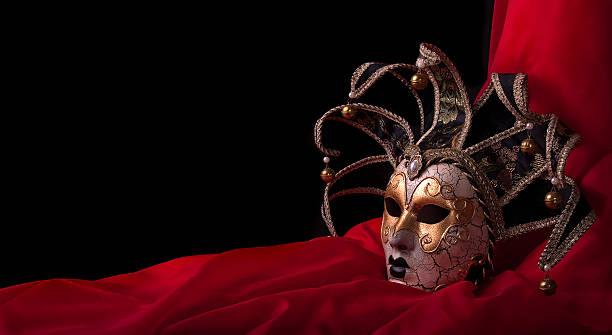 Venezianische mask – Foto