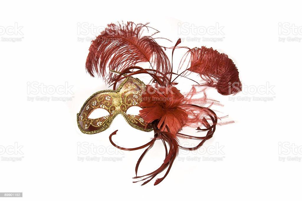 Венецианская маска Стоковые фото Стоковая фотография