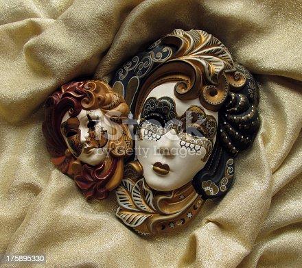 istock Venetian masks 175895330