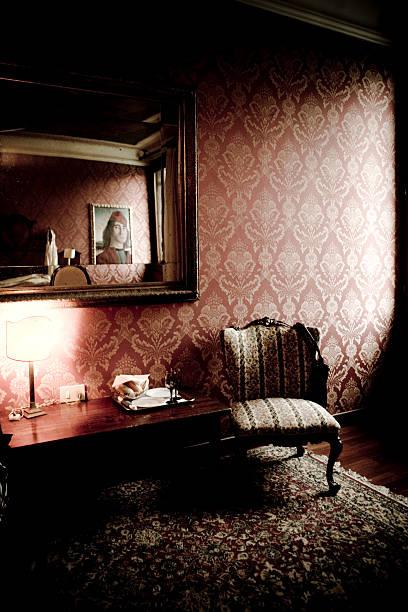 Venetian Room.... stock photo