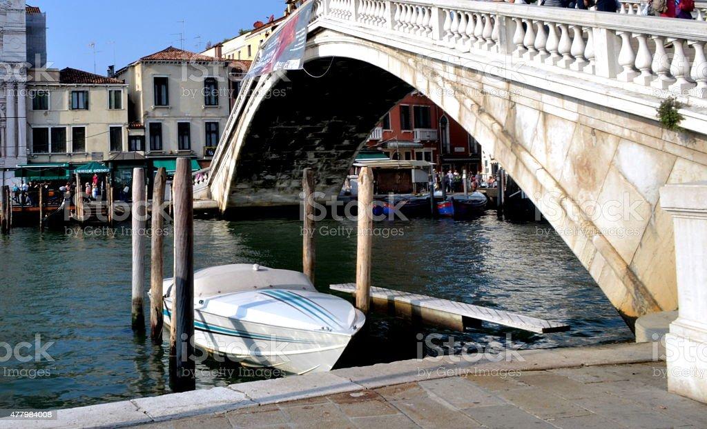 Venezia, Italy. Architecrural style stock photo