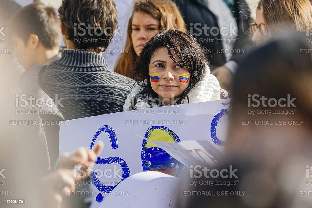 SOS Venezuela foto