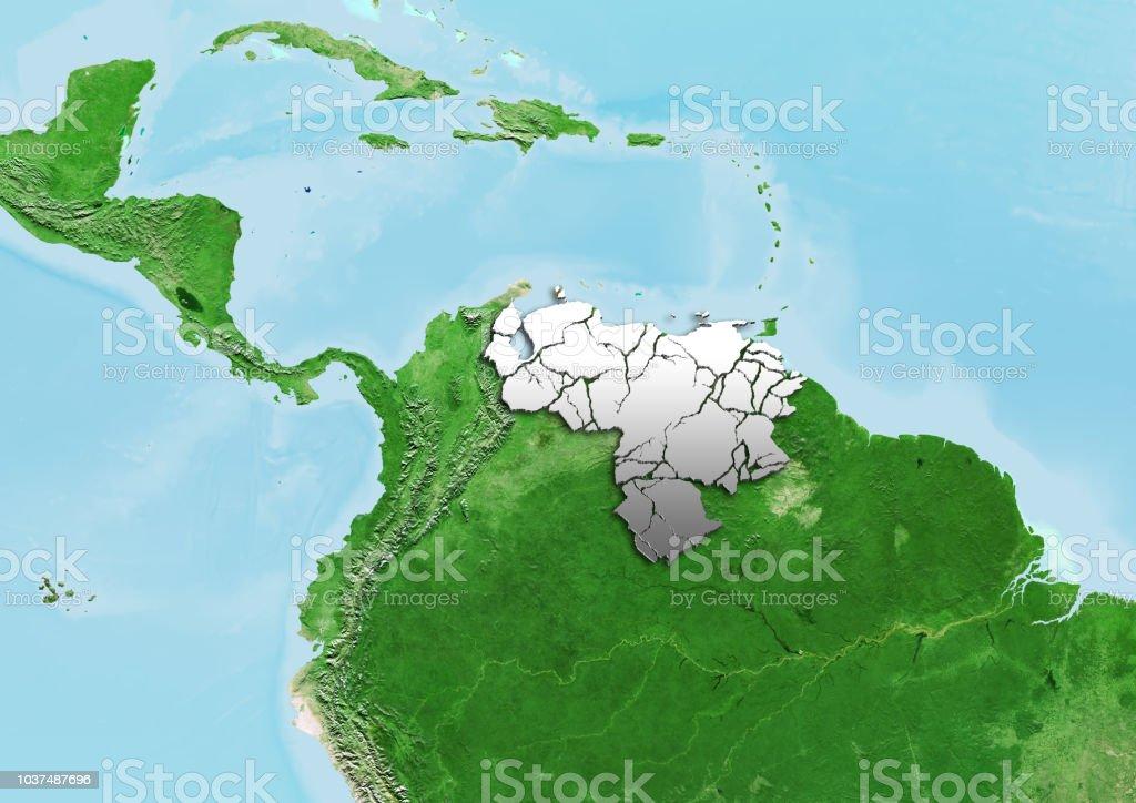 Venezuela leidet Staatskrise mit extremen inflation – Foto